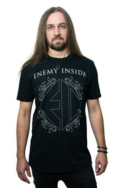Enemy Inside Merchandise Halo Shirt