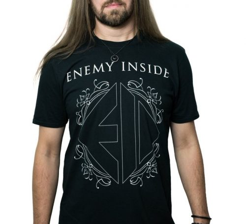 Enemy Inside Merchandise Halo Shirt