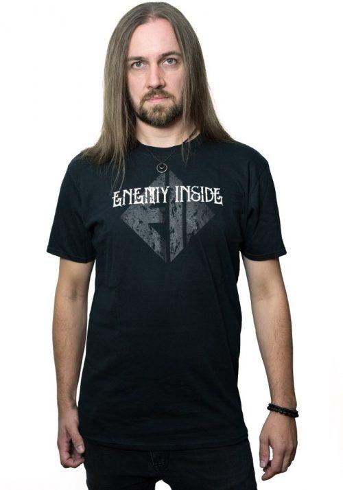Enemy Inside Merchandise Men Shirt BW